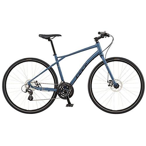 GT(ジーティー) クロスバイク トラフィック3.0 700C ブルー XSサイズ