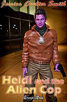 Heidi and the Alien Cop (Intergalactic Brides 12) by [Smith, Jessica Coulter]