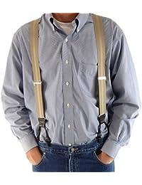 Hold-Up Suspender Co. ACCESSORY メンズ US サイズ: one size,large カラー: ベージュ