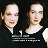 Beethoven/Krufft: Sonatas for Horn & Fortepiano