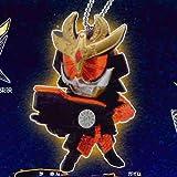 なりきり仮面ライダー鎧武/ガイム5 6:仮面ライダー鎧武/ガイム カチドキアームズスイング バンダイ ガチャポン