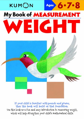 Download My Book of Measurement: Weight 1935800671