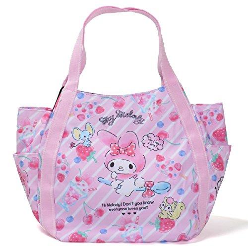 Hello Kitty ハローキティ 40周年 マザーズバッグ トート (99020)