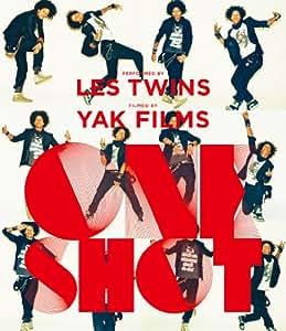 "LES TWINSxYAK FILMS""ONE SHOT""(Blu-ray Disc)"