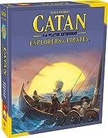 Catan: Explorers & Pirates 5-6 Player Extension 5th Edition [並行輸入品]