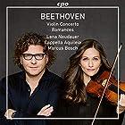 ベートーヴェン:ヴァイオリン協奏曲&ロマンス