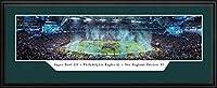 15x 35パノラマフレーム–Super Bowl LII World Champions Philadelphia Eagles