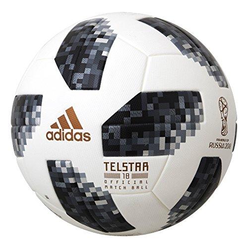 adidas(アディダス) サッカーボール 5号球 テルスター18 グライダー 2018年 FIFAワールドカップ 公式試合球 AF5300