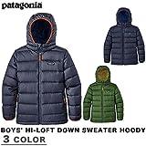 パタゴニア ジャケット PATAGONIA パタゴニア BOYS' HI-LOFT DOWN SWEATER HOODY L SMDB