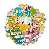 ドナルド・ダック ピン HAPPY BIRTHDAY TO ME! 2019 ディズニー グッズ お土産【東京ディズニーリゾート限定】