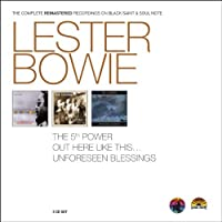 Lester Bowie - The Complete Remastered Recordings on Black Saint and Soul Note by Lester Bowie (2011-11-08)