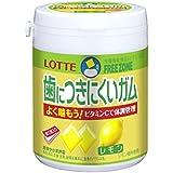 ★まとめ買い★ ロッテ歯につきにくいガムレモンボトル ×6個