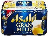 アサヒ グランマイルド缶 [ リキュール 350ml×24ml ]