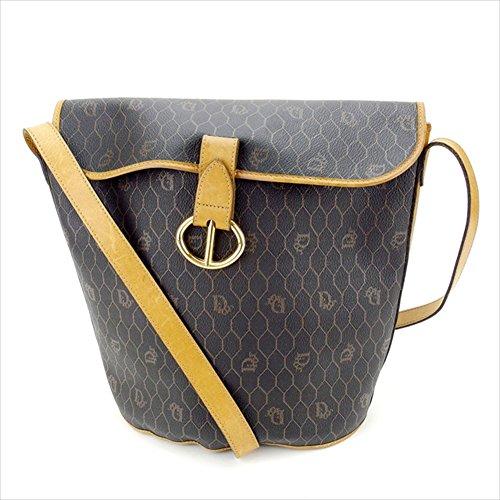 [ディオール] Dior ショルダーバッグ ロゴ柄 中古 Y5718