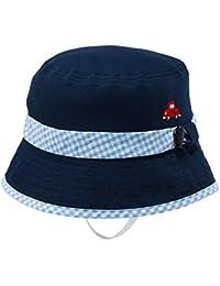 [ミキハウス] MIKIHOUSE 日よけカバー付き ニットメッシュハット(帽子)〈SS-LL(46cm-56cm)〉 12-9110-976