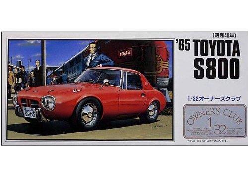 1/32 オーナーズクラブシリーズ No.12 '65 トヨタ スポーツ800