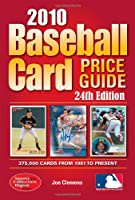 Baseball Card Price Guide 2010