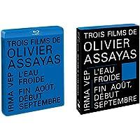 オリヴィエ・アサイヤス監督『冷たい水』『イルマ・ヴェップ』『8月の終わり、9月の初め』Blu-ray セット