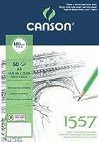 輸入スケッチブック  キャンソン 1557 パッド A5 204127407