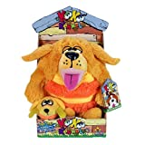 KooKoo Kennel Barking Plush with Mini KooKoo Puppy - Golden Fetcher by Jay at play [並行輸入品]