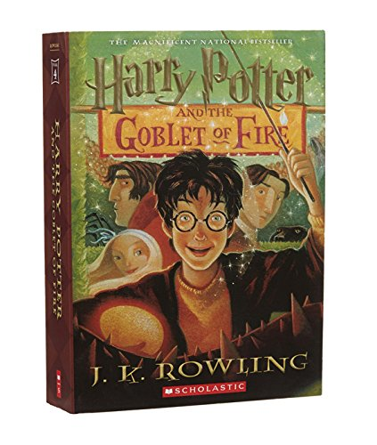 Harry Potter and the Goblet of Fire (US) (Paper) (4)の詳細を見る