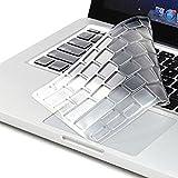 """極薄キーボード防塵防水カバー 15.6"""" HP ProBooK 450 G3, Probook 450 G4, HP ZBook 15 G3 Mobile Workstation 対応 (米式キーボード.."""