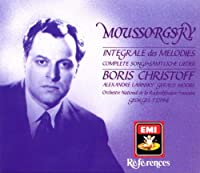 Mussorgsky;Integrale Des M
