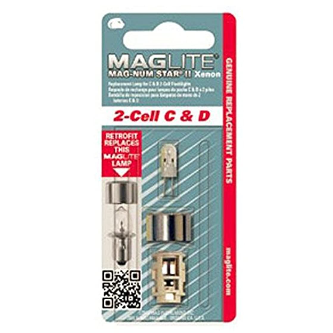 低いお誕生日名誉MAG-LITE(マグライト) 懐中電灯用替え球 LMXA201Y