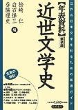 年表資料 近世文学史―江戸の日本文学を知るための最適ガイド