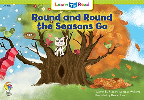Round and Round the Seasons Go (Emergent Reader Science; Level 2)の詳細を見る