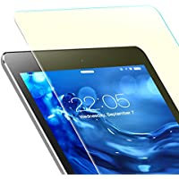 iPad Pro 12.9 フィルム ブルーライト 92% カット ESR 三倍 強化ガラス 液晶保護フィルム 旭硝子素材 硬度9H 飛散防止 気泡自動排除 指紋拭きやすい アイパッド 12.9インチ 専用