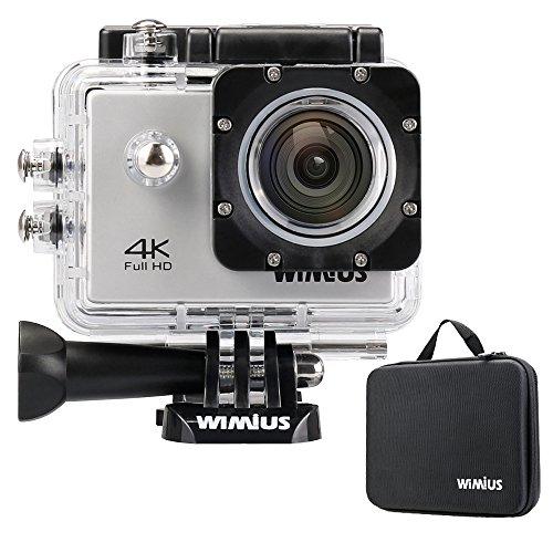 WIMIUS Wifi 4K(30FPS) ウェアラブルカメ...