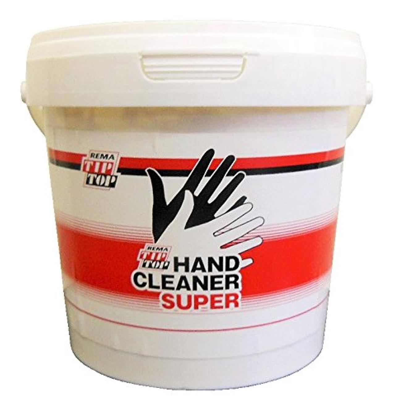 自我右バルブTIPTOP(チップトップ) ハンドクリーナー HAND CLEANER SUPER 1L H-051