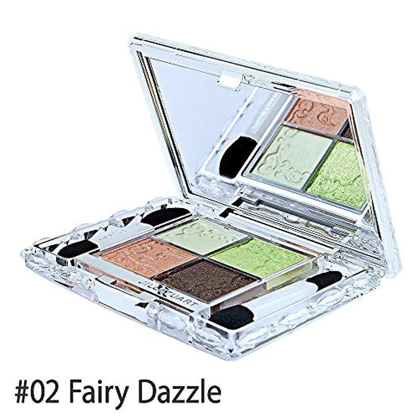 正当なカセットの間でJILL STUART ジル スチュアート シマー クチュール アイズ #02 fairy dazzle 5g [並行輸入品]
