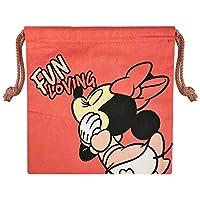 ディズニー 巾着 ミニーマウス ヒップ APDS3996