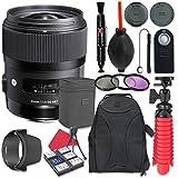 Sigma 35mm f / 1.4DG HSM Artレンズfor Canon +アクセサリーバンドル