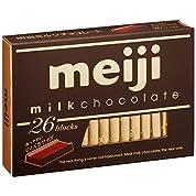 明治 ミルクチョコレートBOX 120g×6個
