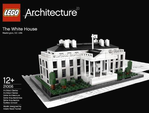 作って楽しい、飾って楽しい。世界の名建築がレゴで作れる!「LEGO-Architecture」