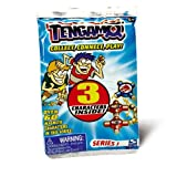 Tengamo - Series 1 Foil 3-pack with Steeler and Guide [並行輸入品]