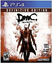 DMC Devil May Cry Definitive Edition (輸入版:北米) - PS4