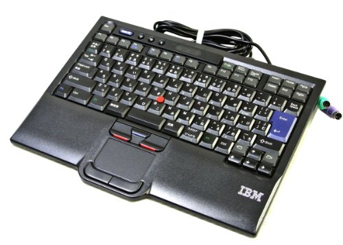 IBM Travel Keyboard SK-8840 日本語トラックポイントキーボード