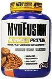 マイオフュージョン アドバンスド プロテイン 1814g (Gaspari Myofusion adbanced protein) ピーナツバタークッキー【海外直送品】