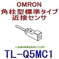 オムロン(OMRON) TL-Q5MC1 2M 角柱型標準タイプ近接センサ(直流3線式 NPN) NN
