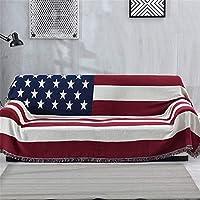 国旗 ソファタオル マルチカバー ワンピースソファカバー 装飾カバー 快適な 滑り止め家具プロテクター,1,180*230cm