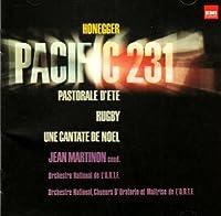 オネゲル:交響的運動「パシフィック2.3.1」(管弦楽曲集)