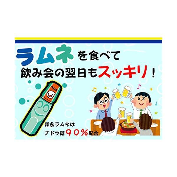 森永製菓 ラムネ 29g×20個の紹介画像4