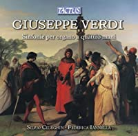 Overtures for Organ Four Hands by Verdi (2014-01-14)