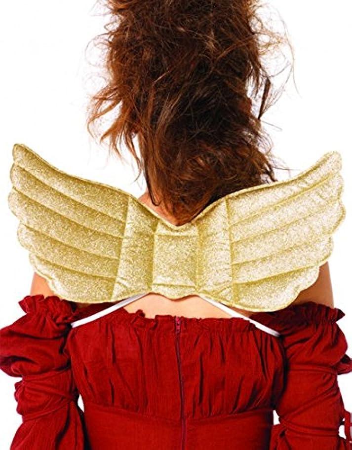 鷲見込みシルエットLEG AVENUE レッグアベニュー 天使 エンジェル 天使の羽根 羽 はね ハネ 羽根 ゴールド 2705