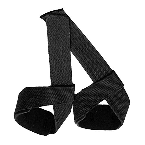 【ノーブランド 品】綿 SBR 製 パッド 滑り止め 重量挙げ 手首 サポート ストラップ ラップ 手袋