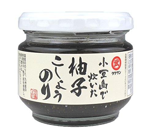 小豆島で炊いた柚子こしょうのり 100g